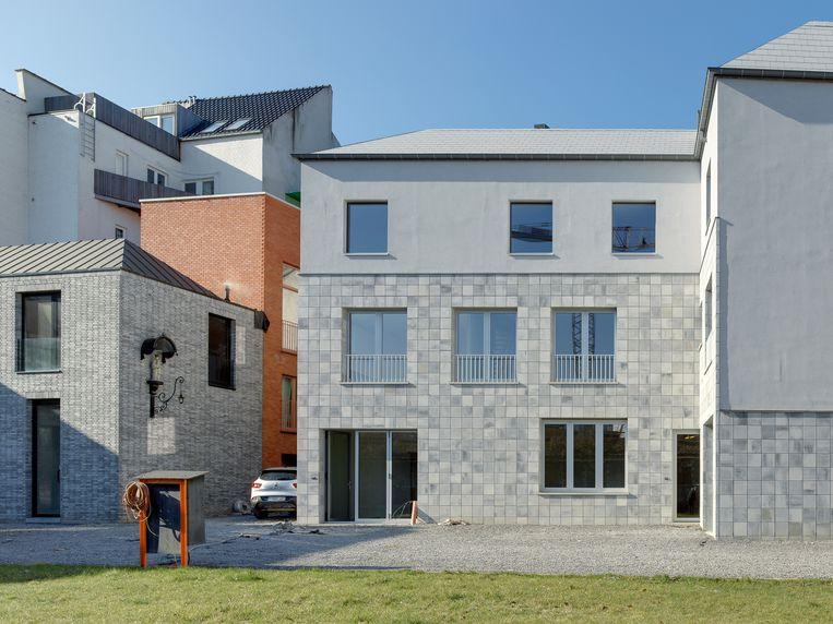Voor het eerst verkoopt AG VESPA wooneenheden via een erfpachtformule: project Falconpoort.