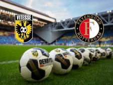 LIVE | Kunnen Feyenoord en Vitesse aansluiting houden met top 4?