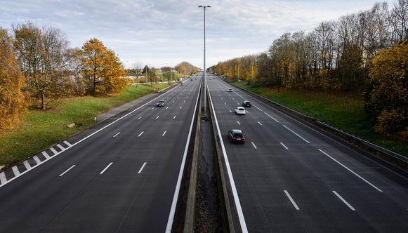 Doordat er minder verkeer is, zijn er ook minder pechgevallen op de weg. Archiefbeeld.