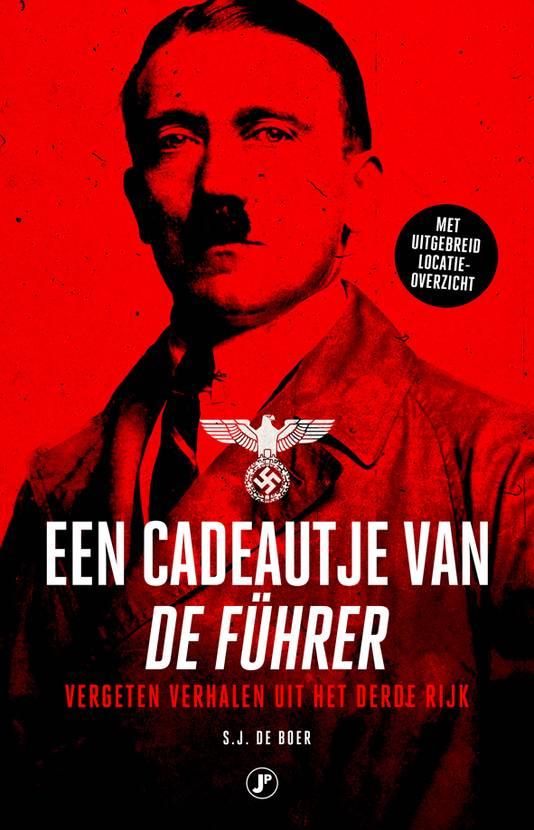 De cover van het boek Een cadeautje van de Führer.