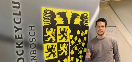 Aanvaller Jaïr van der Horst verruilt HC Tilburg voor HC Den Bosch: 'Een beloning voor de afgelopen twee jaar'