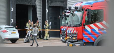 Drie gewonden na explosie in bedrijf LelyPharma