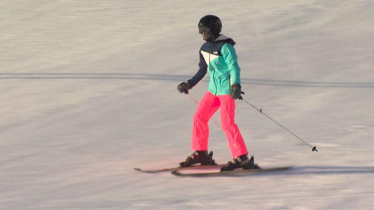 Tientallen Belgen zijn jaarlijks betrokken bij een ski-ongeval.