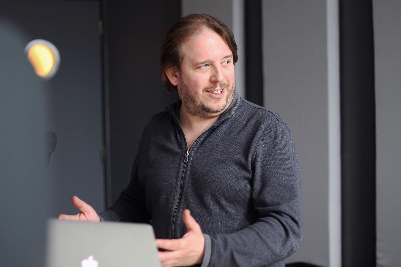 Jurgen Blick, regisseur van Stuk