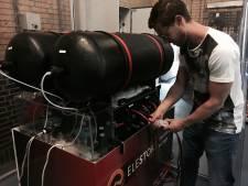 Door superbatterij gaat bedrijf in Kampen efficiënter met energie om