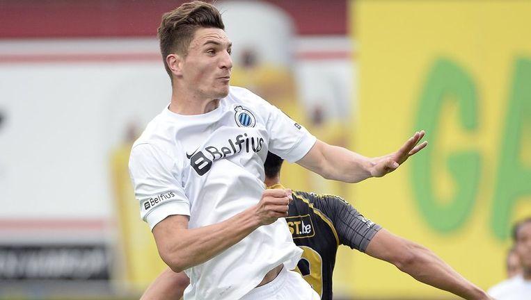 Thomas Meunier denkt niet meer aan een transfer en wil met Club Brugge graag de Champions League in.