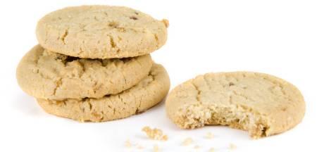 Amerikaanse scholier deelt koekjes uit met as van overleden oma