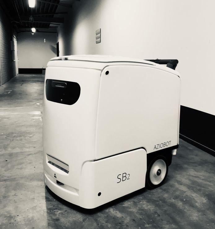 De SB2 schoonmaak robot