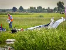 Hartklachten examinator mogelijke aanleiding vliegtuigcrash Stolwijk