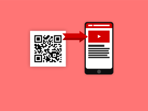VIDEO: Een QR-code in de krant. Wat is het en hoe werkt het?