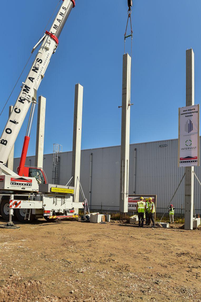 Bolckmans bouwt voor de eerste keer een groot project in Nederland.