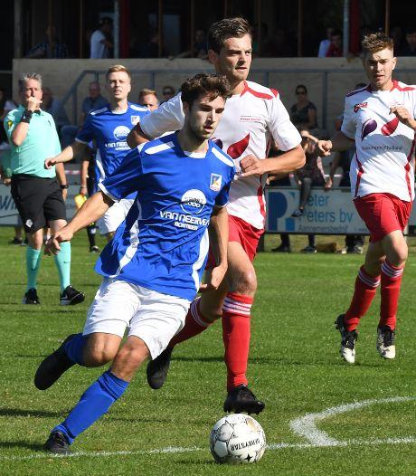 Districtsbeker: zes (!) van de zeven clubs vrijgeloot, Olympia'18 tegen Venray