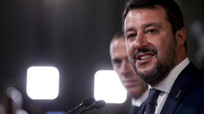 Salvini roept op tot grote betoging in Rome