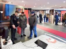 'Three Minute Store' van brandweer in Winterswijk