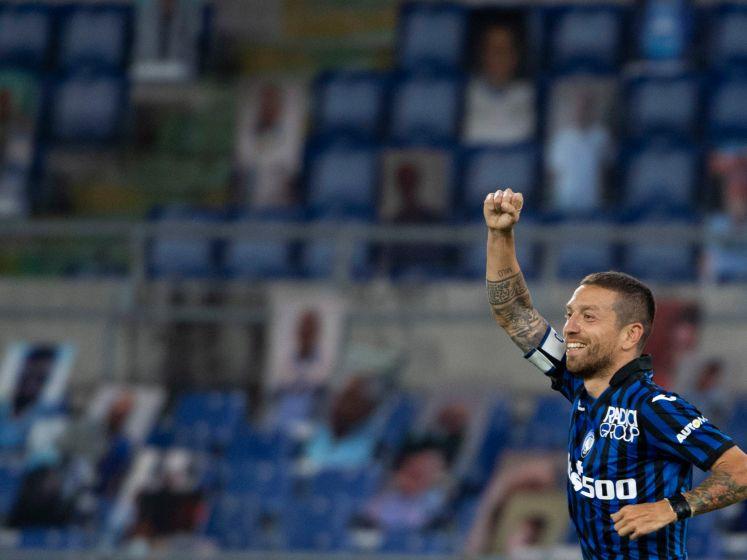 Lazio in spektakelstuk hard onderuit tegen Atalanta
