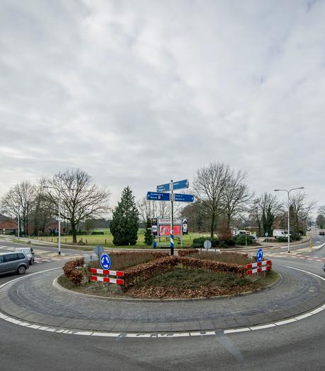 Stormloop op zes nieuwe appartementen in Bornerbroek