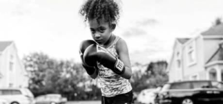 À seulement 7 ans, elle est une prodige de la boxe