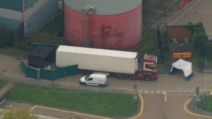 LIVE. 39 lichamen gevonden in koelcontainer nabij Londen, chauffeur gearresteerd op verdenking van moord