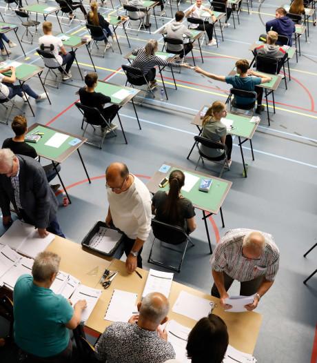 'Examenvrees overschat, maar druk op scholieren neemt wel toe'