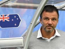 Nieuw-Zeelander en PEC-speler Ryan Thomas krijgt nieuwe bondscoach