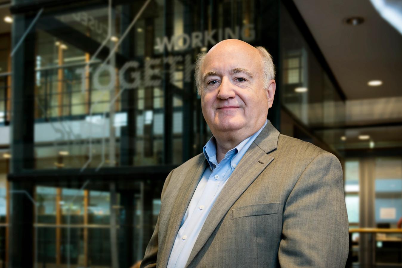 Topman Rick Clemmer van NXP.