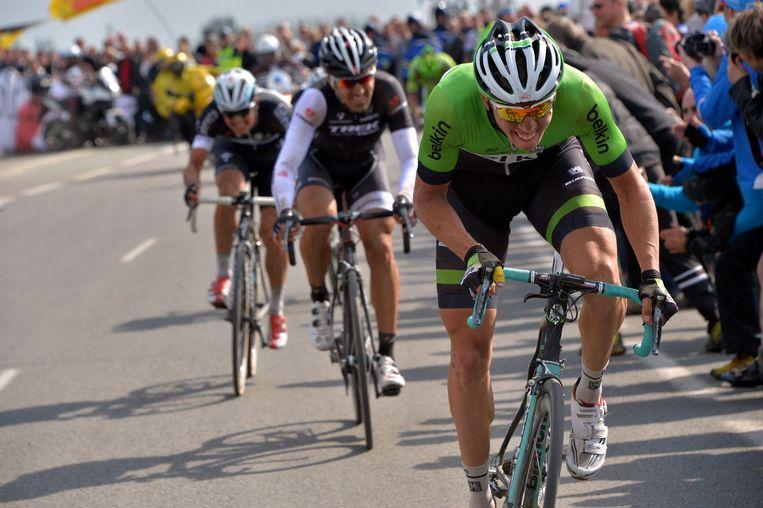 Met een ritzege in de Ronde van Noorwegen in de koffer komt Sep Vanmarcke met het nodige vertrouwen aan de start.
