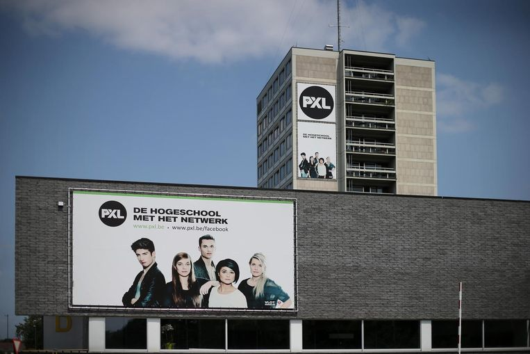 De PXL-campus in Hasselt.