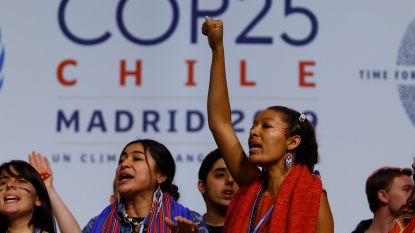 Veiligheidsagenten zetten activisten uit klimaattop