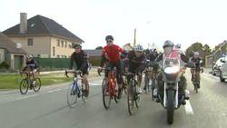 Surrealistisch, kan dit alleen bij ons? Sporza-journalist Ruben Van Gucht ontketent wielergekte tijdens 'zijn' Ronde van Vlaanderen