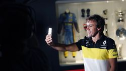 """F1-comebacks zelden succesvol, maar dat schrikt Alonso niet af: """"Het enige wat telt, is de klok"""""""