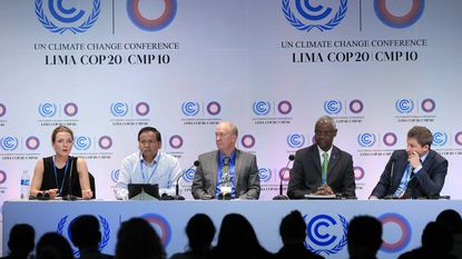 Eerste kladversie klimaatverdrag op tafel