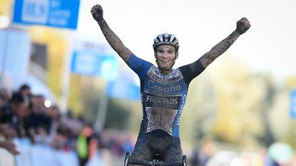 Vermeersch triomfeert in Ardooie, Merlier viert rentree met derde plek
