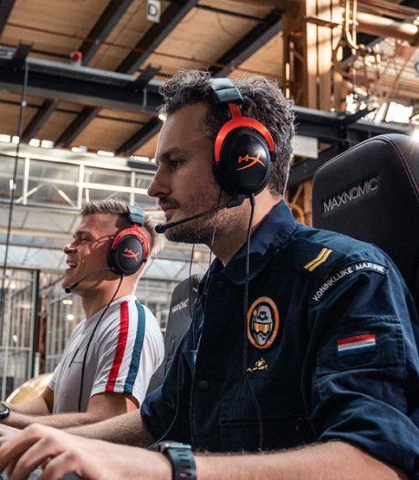 Esports Defensieteam strijdt vanavond online tegen British Army