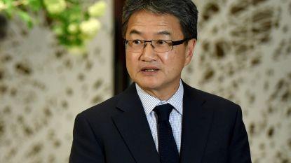 """Noord-Koreaanse ex-gezant VS wil positief signaal voor top: """"Laat drie Amerikaanse gevangenen vrij"""""""
