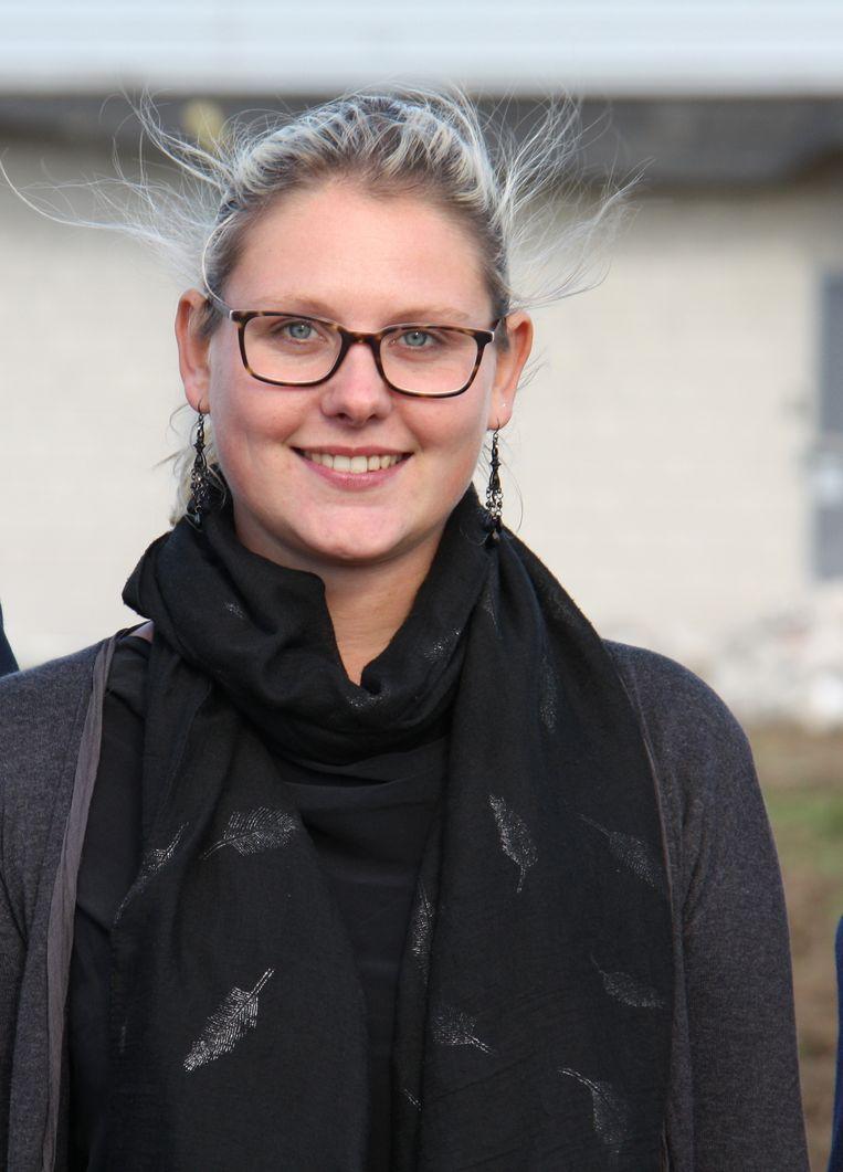 Bieke Moerman verstuurde na de zitting van maandagavond dat haar partij klacht zal indienen tegen de aanstelling van de burgemeester, schepenen, voorzitter gemeenteraad en bijzonder comité