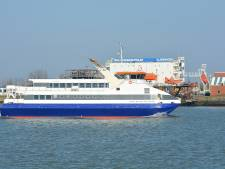 Westerschelde Ferry start met e-tickets