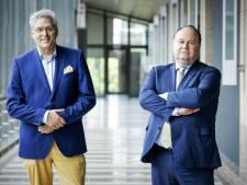 'Bromance' Henk Krol en Henk Otten: 'We willen zeker 10 zetels halen'