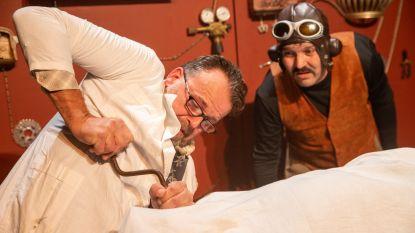 Monster van Frankenstein bijt spits af van nieuw theaterseizoen in zaal Palace