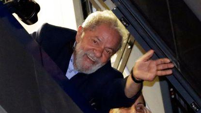 Braziliaanse oud-president Lula negeert bevel om zich aan te geven