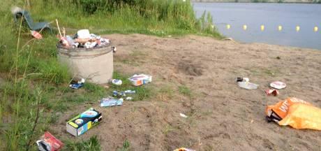 Vrijwilligers willen van Put in Lage Zwaluwe weer een fijne recreatieplas maken
