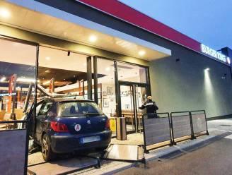 Leerling-bestuurder geeft 'drive-in' bij Burger King nieuwe betekenis
