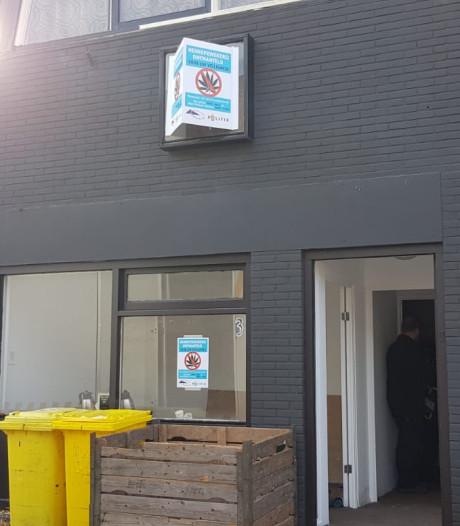 Hennepkwekerij met 750 planten ontdekt in Hengelo