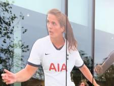 Bij Tottenham Hotspur kijkt iedereen op tegen Siri Worm uit Doetinchem