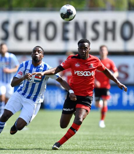 FC Eindhoven raapt scherven na pijnlijk verlies: 'Het is allemaal voor niets geweest'