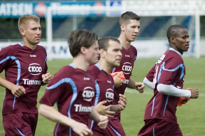 FC Lienden verwelkomt twee nieuwe spelers. Foto: Raphaël Drent