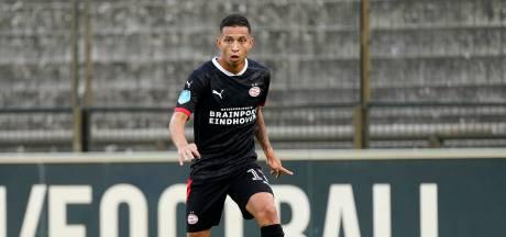 Mauro Júnior: 'Hard werken is belangrijk, pas dan kun je iets verdienen'
