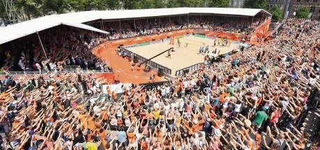 'OS-toernooi beachvolleybal past bij bruisend centrum Eindhoven'
