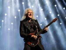 Queen-gitarist Brian May maakt 3D-boek over de maanlanding