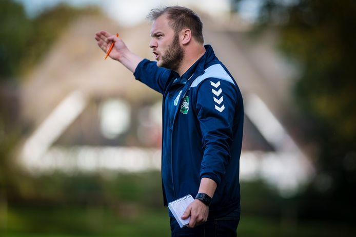 Tom Gesgarz, trainer van Baarn