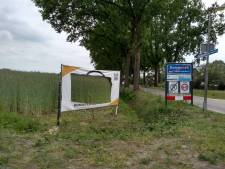 Protestspandoek vernield in Dommelen, discussie om Eurocircuit verhardt